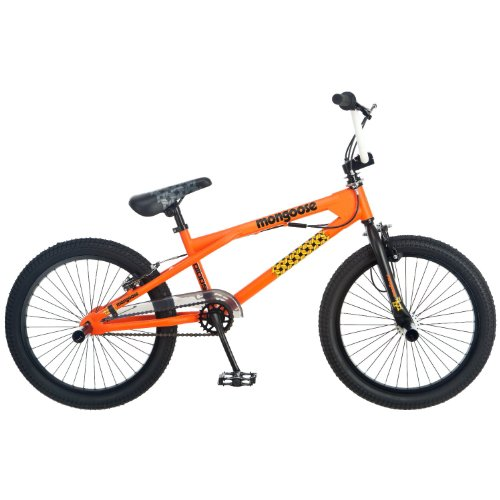 Mongoose Dibbs Freestyle Bike (20-Inch) & FREE MINI TOOL BOX (fs)