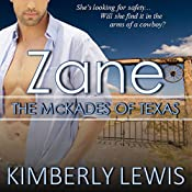 Zane: The McKades of Texas, Book 1 | [Kimberly Lewis]