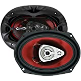 "BOSS Audio CH6930 Chaos Exxtreme 400-watt 3 way auto 6"" x 9"" Coaxial Speaker"