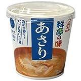 マルコメ カップ料亭の味 あさり 1食×6個