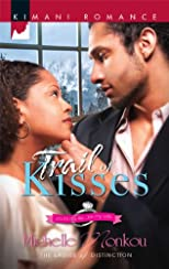 Trail of Kisses (Kimani Romance)