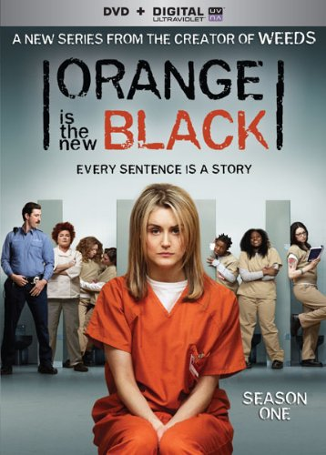 Orange Is the New Black [DVD] [Import]