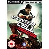 "Tom Clancy's Splinter Cell Conviction [UK Import]von ""Ubisoft"""