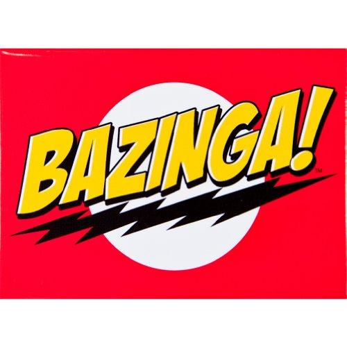 Big Bang Theory - Bazinga Magnet
