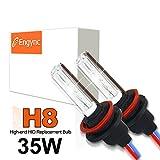 Engync 35W H8 4300K対応 HIDバーナー Hi/Low セラミックコア交換用キセノン電球 高速点灯
