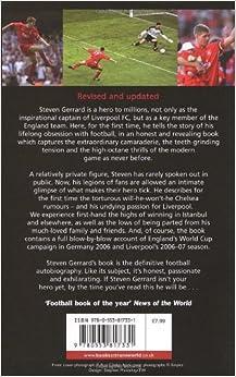 Gerrard: My AutobiographyPaperback– September 25, 2007