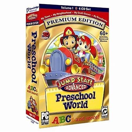 JumpStart Advanced Premium Preschool