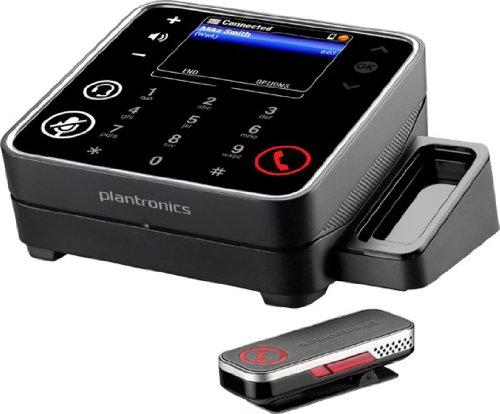 Plantronics - Calisto P825-M Pc/Mobile Spkrphone Mic