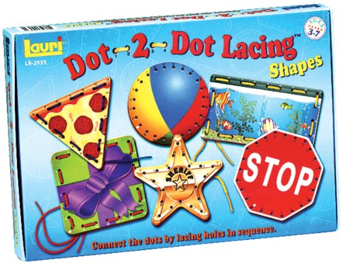 LR-2535 - DOT 2 DOT SHAPES