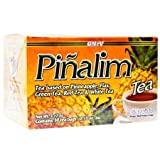 Pinalim Tea/Te de Pinalim Mexican Version- Pineapple, Flax, Green Tea, & White Tea - 30 Day Supply by SmileMore