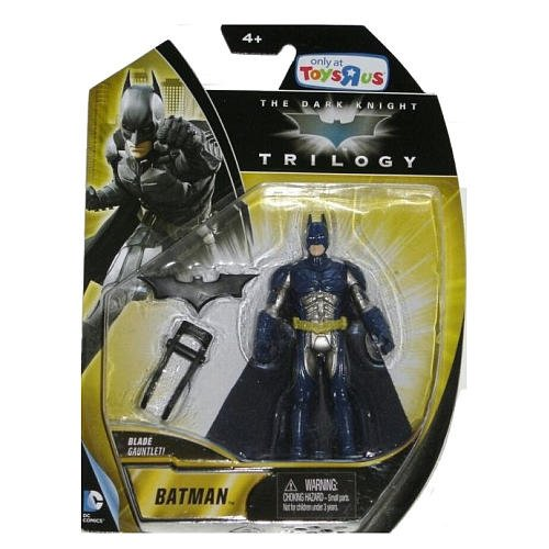 Batman The Dark Knight Trilogy Action Figure Batman with Blade Gauntlet