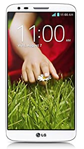 LG G2 - VS980 - 32GB Android Smartphone - Verizon + GSM - White (Certified Refurbished)