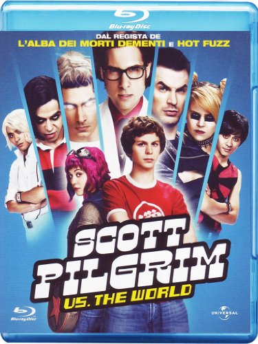 Scott Pilgrim vs. the world [Blu-ray] [IT Import]