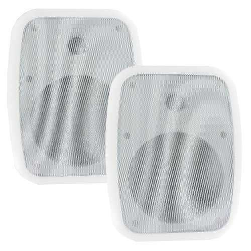 Theater Solutions Ts6Odw Indoor/Outdoor Speaker (White) front-589978