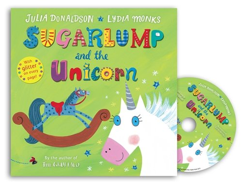 Sugarlump and the Unicorn: Book and CD Pack