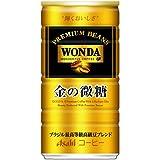 アサヒ飲料 ワンダ金の微糖 185g×30本 ランキングお取り寄せ