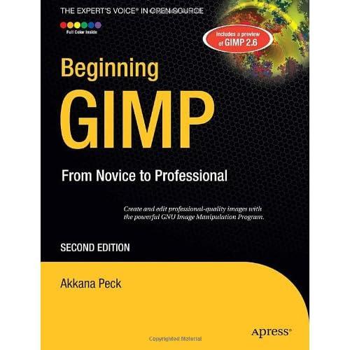 Beginning GIMP Akkana Peck