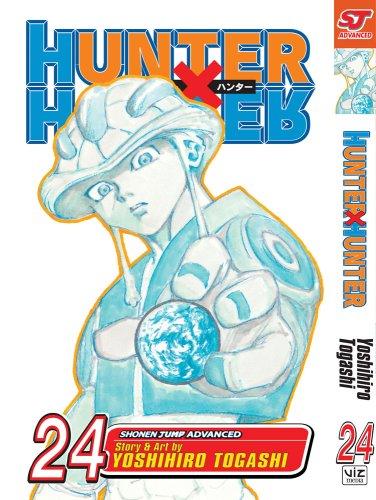 HUNTER×HUNTER 24巻 (英語版)