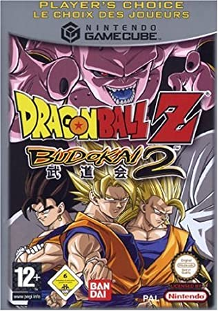 Game Cube: Dragon Ball Z Budokai 2
