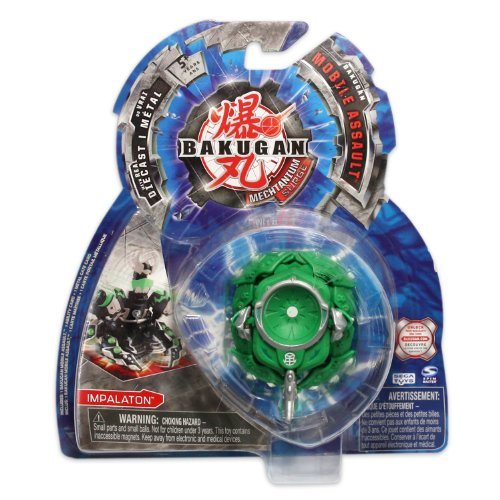 Bakugan Mobile Assault Impalaton (Colors and Styles May Vary)