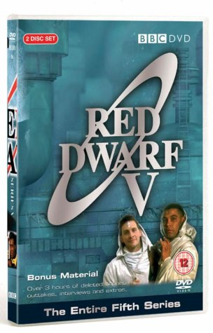 Red Dwarf : Complete BBC Series 5 [DVD]