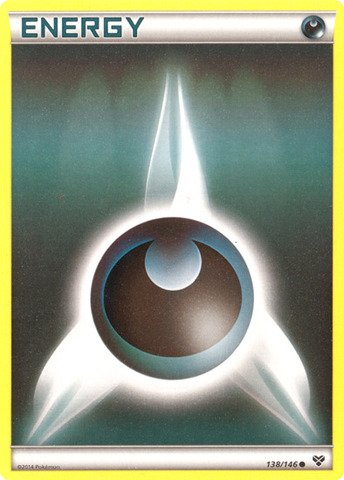 Pokemon - Darkness Energy (138/146) - XY (Darkness Energy compare prices)