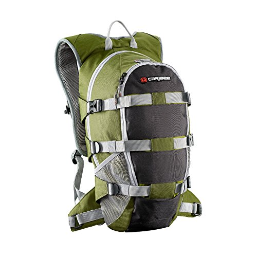 caribee-stratos-compact-daypack-envy-green