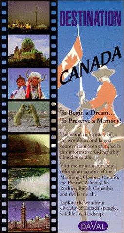 Destination: Canada [VHS]