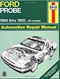 Ford Probe  '89'92 (Haynes Repair Manuals)
