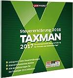 Software - TAXMAN 2017 (für Steuerjahr 2016 - Frustfreie Verpackung)