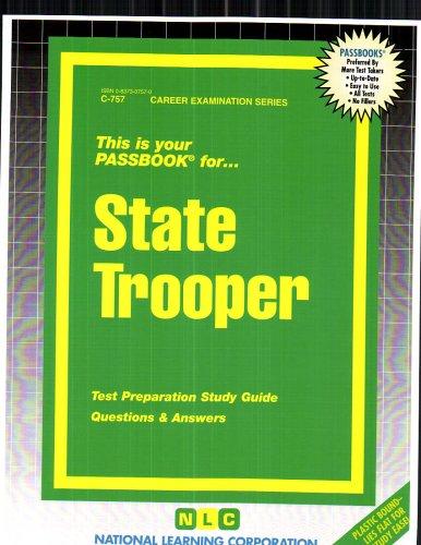 State Trooper(Passbooks) (Career Examination Passbooks)