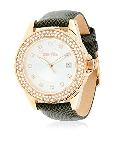 Folli Follie Orologio con Movimento Miyota Woman Ddr-Day Dream 41 mm