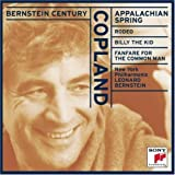 Bernstein Century - Copland: Appalachian Spring, Rodeo, etc / Bernstein, New York PO