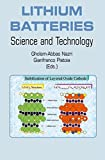 img - for Lithium Batteries: Science and Technology book / textbook / text book