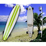 Kahuna Creations Retrofish Beach Board Kiwi 48