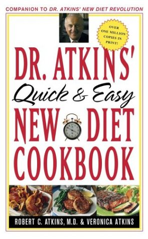 Image for Dr. Atkins' Quick and Easy New Diet Cookbook