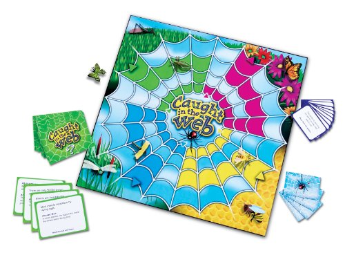 Learning Resources Caught in the Web an Insect Game - 1