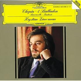 Chopin: Ballade No.3 In A Flat, Op.47