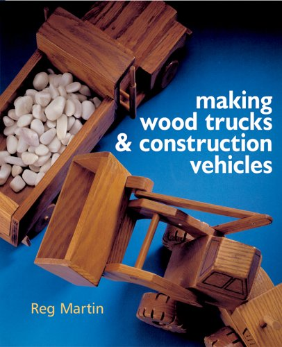 Making Wood Trucks & Construction Vehicles front-17646