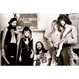 (24x36) Fleetwood Mac Group Music Poster Print