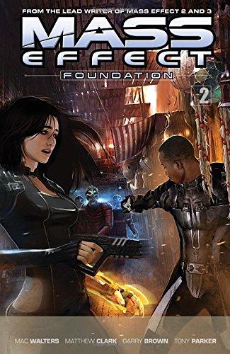 Mass Effect Foundation 02 (Mass Effect Vol 2)