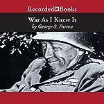 War as I Knew It | George Patton