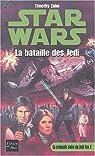 Star Wars, tome 13 : La bataille des Jedi (La Croisade noire du Jedi fou / Le Cycle de Thrawn 2) par Zahn