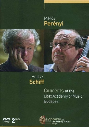 Concerts At The Liszt Academy Of Music Budapest [DVD] [2011]