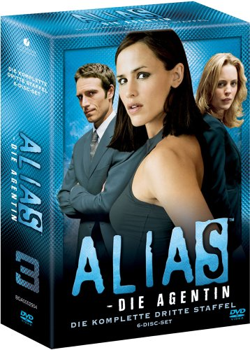 Alias - 3. Staffel (6 Discs)