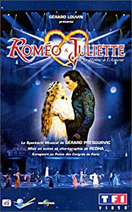 Roméo & Juliette [Comédie musicale] [VHS]
