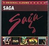 5 Original Albums By Saga (2013-09-20)