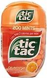 Tic Tac Orange Bottles, 3.4 oz. (Pack of 4)