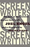 Screenwriters on Screen-Writing: The Best in the Business Discuss Their Craft (0786880570) by Engel, Joel