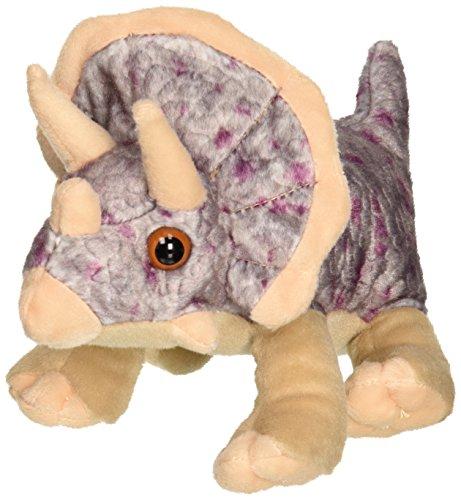 """Wild Republic CK-Mini Triceratops 8"""" Animal Plush"""